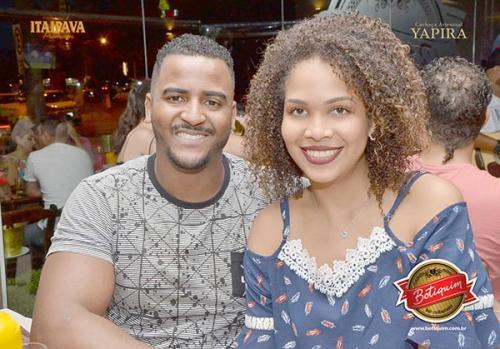 15/01/2019 - Moyses Rico e Gabriel / Rotta do Som / Samba 3